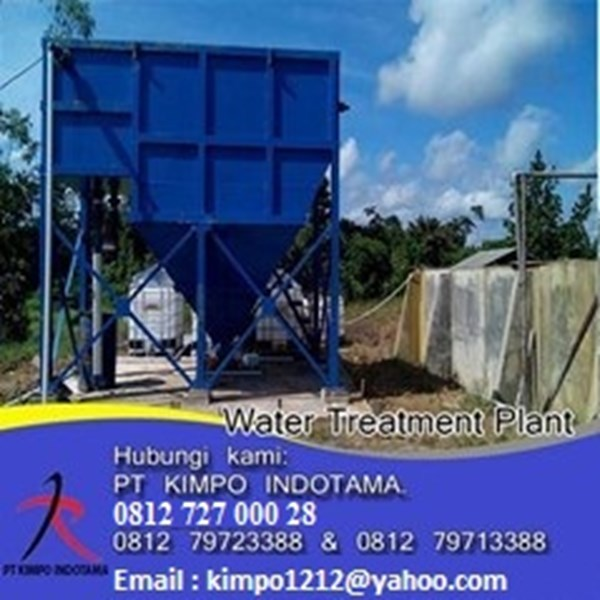 Instalasi Ipal - Water Treatment Lainnya