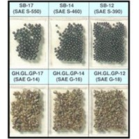 Jual Grit and Steel Shot - Pasir