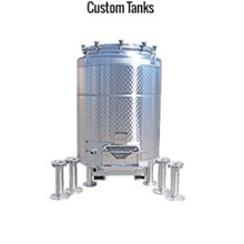 Custom S/S Tank - Water Treatment Lainnya