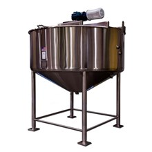 Chemicals Mixing Stainless Steel Tank - Water Treatment Lainnya
