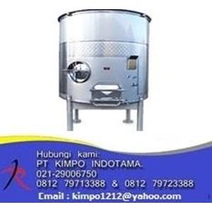 Open Top S/S Tank - Water Treatment Lainnya