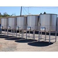 Jual Removable Top Stainless Steel Tank - Water Treatment Lainnya 2