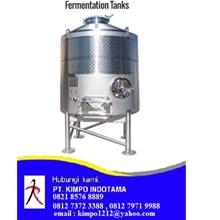 Fermentation Stainless Steel Tank - Tangki Stainle