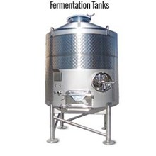 Fermentation Stainless Steel Tank - Water Treatment Lainnya