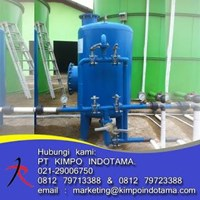 Anthracite Tank Water Treatment Lainnya