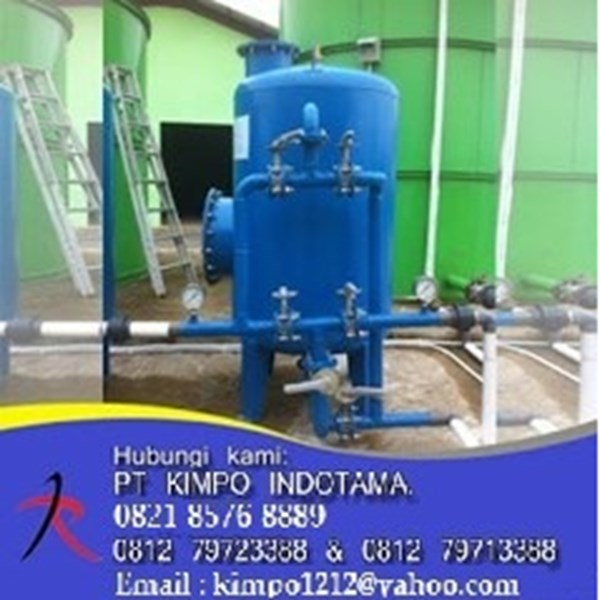 Anthracite Tank - Water Treatment Lainnya