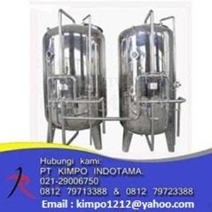 Jual Multi Media Tank Water Treatment Lainnya