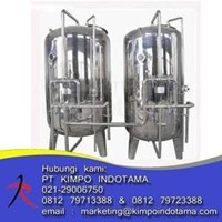 Demineralizer Tank Water Treatment Lainnya