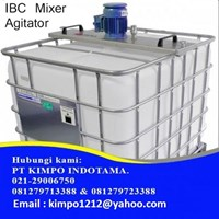 Coagulant Feeder Tank - Water Coagulant