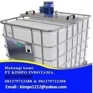 Alkaly Feeder Tank - Water Treatment Lainnya