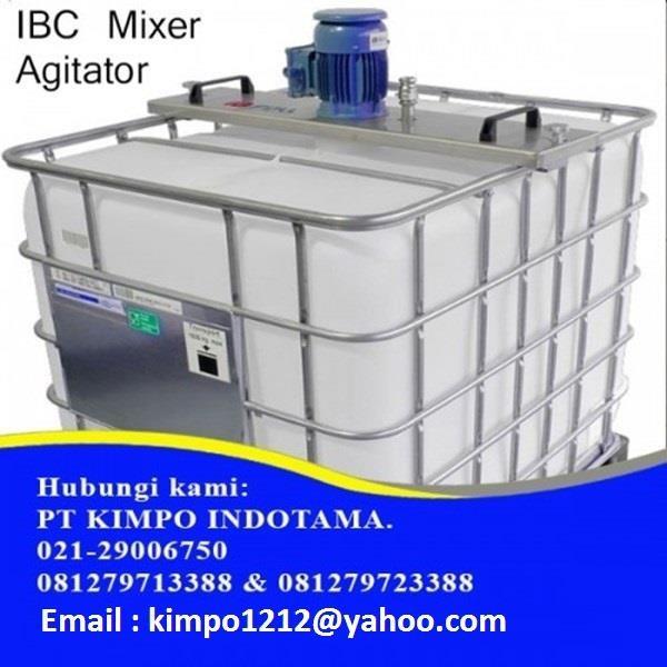 Flocculant Feeder Tank Water Treatment Lainnya