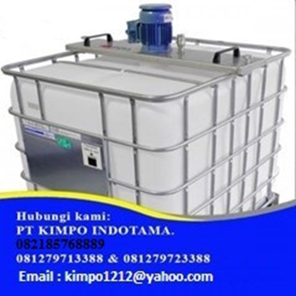 Chemicals Feeder Tank - Water Treatment Chemicals