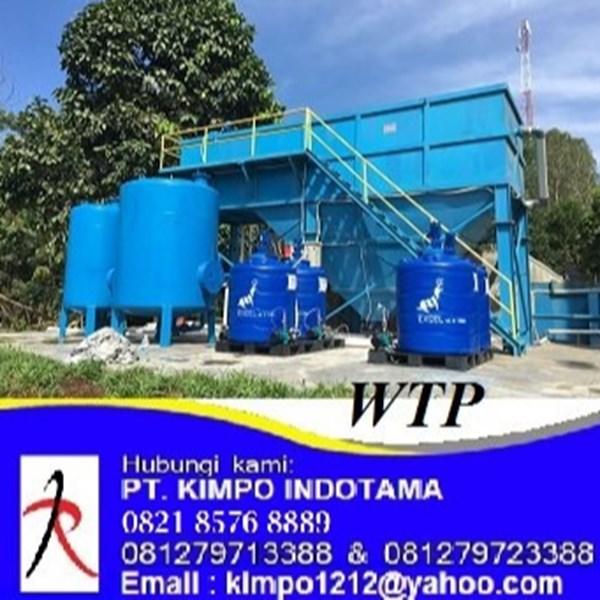 Jasa Water Treatment Plant