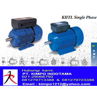 Jual Electric Motor Single Phase
