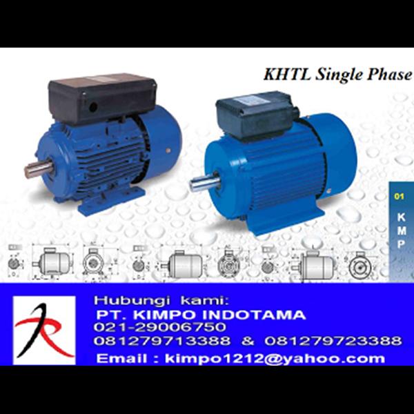KMP SINGLE PHASE - Electric Motor Single Phase