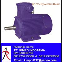Jual Compact Gear Motor -  KMP JMB Explosion Motor