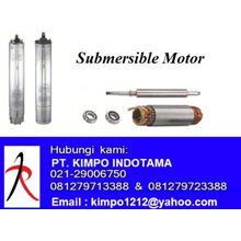 Pompa Submersible KMP - Submersible Motor