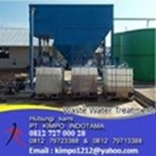 Spesialisasi Water Treatment Air Gambut