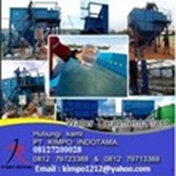 "Spesialisation Waste Water Treatment Plant ""Kmp"""