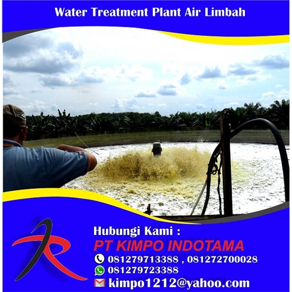Instalation Waste Water Treatment Plant