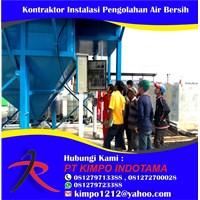Kontraktor Instalasi Pengolahan Air Bersih