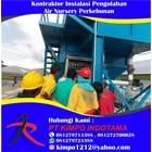 Kontraktor Instalasi Pengolahan Air Nursery Perkebunan 1