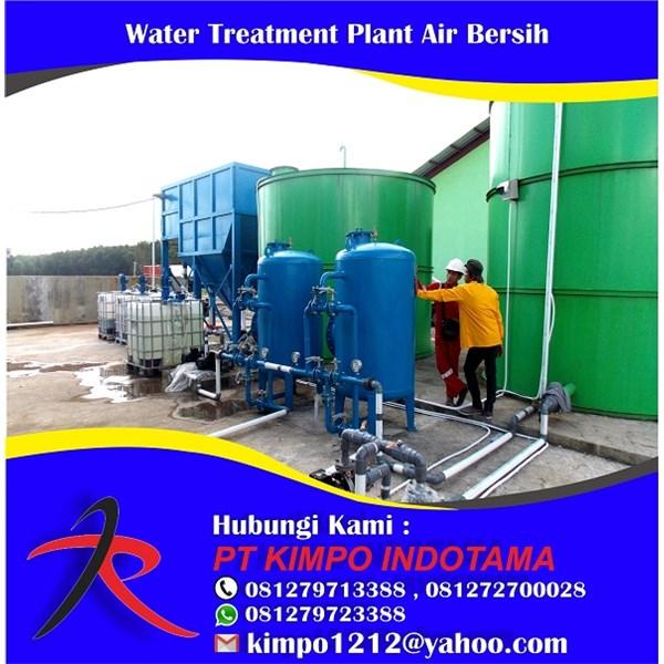 Kontraktor Pengolahan Air Bersih