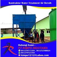 Kontraktor Water Treatment Air Bersih