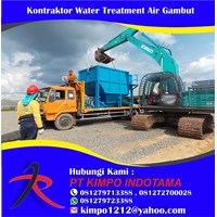 Kontraktor Water Treatment Air Gambut