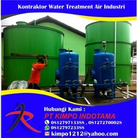 Kontraktor Water Treatment Air Industri