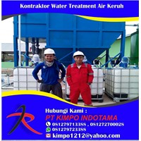 Kontraktor Water Treatment Air Keruh
