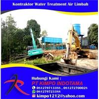Kontraktor Water Treatment Air Limbah