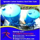 Spesialis Carbon Stainless Steel Filter Tank 1