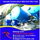 Spesialis Demineralizer Mild Steel Filter Tank