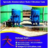 Spesialis Demineralizer Water Filtration Tank