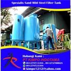 Spesialis Sand Mild Steel Filter Tank 1