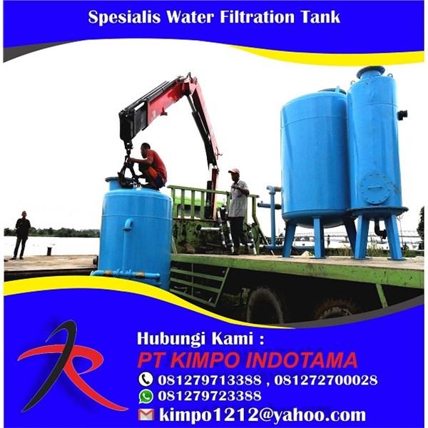 Spesialis Water Filtration Tank