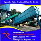 Spesialis Water Treatment Clarifier Lamella Air Bersih 2
