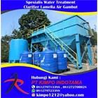 Spesialis Water Treatment Clarifier Lamella Air Gambut 1