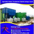 Jasa Spesialis Water Treatment Pabrik Kelapa Sawit 1