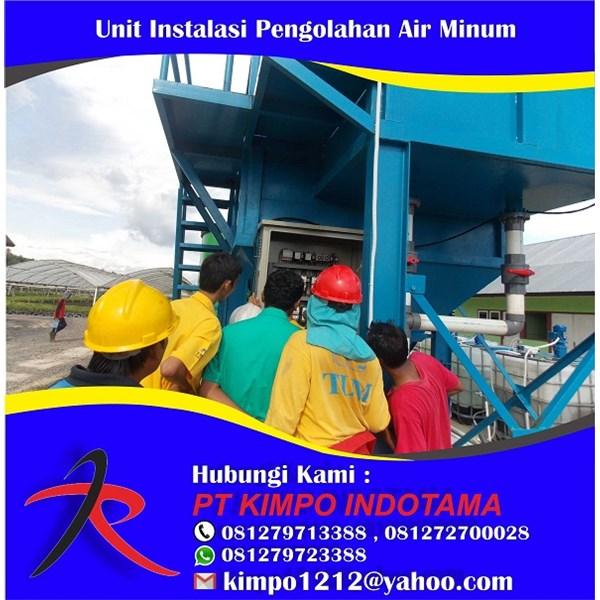 Unit Instalasi Pengolahan Air Minum