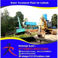 Water Treatment Air limbah