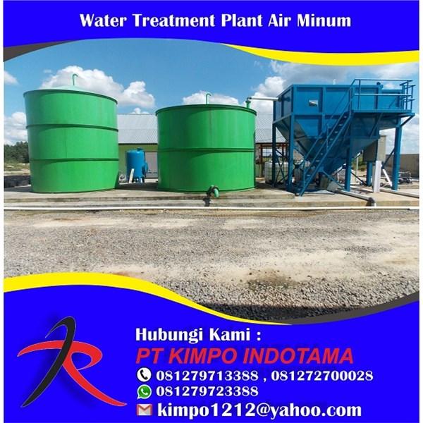 Jasa Water Treatment Plant Air Minum