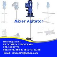Electric agitator