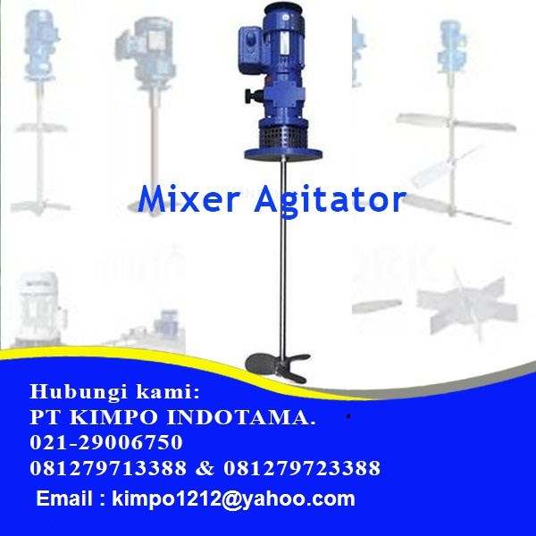 Electric agitator
