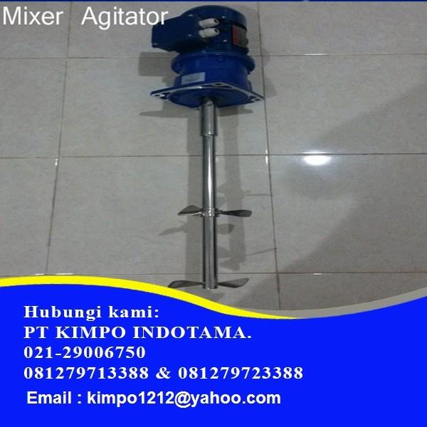 Mixer agitator harga murah