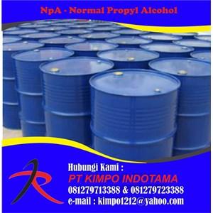 Dari NpA (Normal Propyl Alcohol) 0