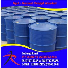 NpA Normal Propyl Alcohol
