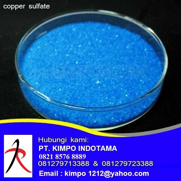 Copper Sulfate Powder