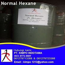 Jual Normal Hexane